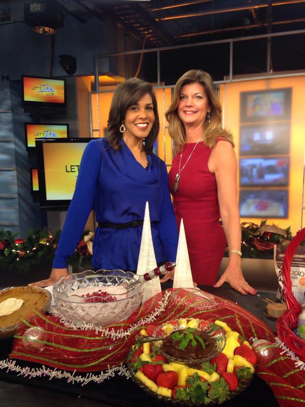 Lisa & Kellye Lets Talk Live Channel 8 News