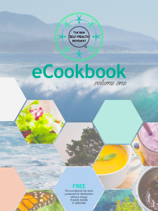 NSHM eCookbook